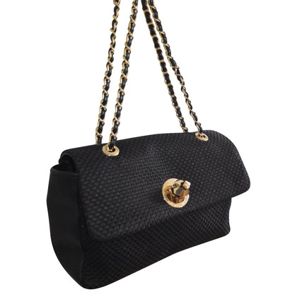 "Moschino Love ""Animal Lock Rabat"" Bag"