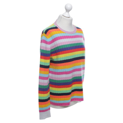 FTC Cashmere sweater in multicolor