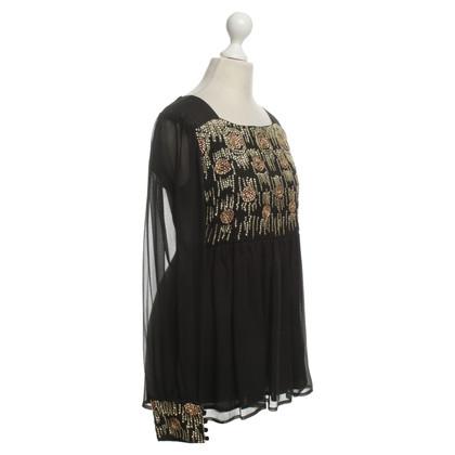 Antik Batik camicetta di seta