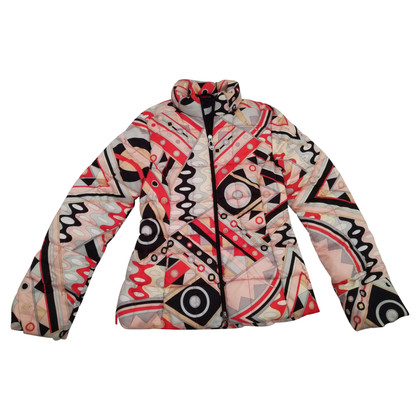 Emilio Pucci Steppjacke mit Muster
