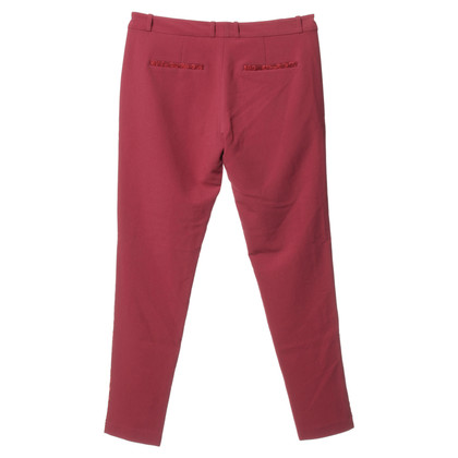 Hoss Intropia Pants in red