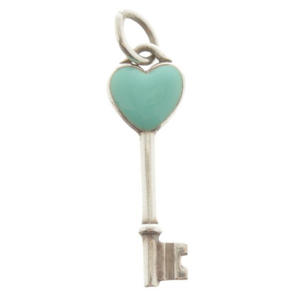 Tiffany & Co. pendant with key motif