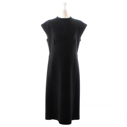 Bottega Veneta Black wool dress