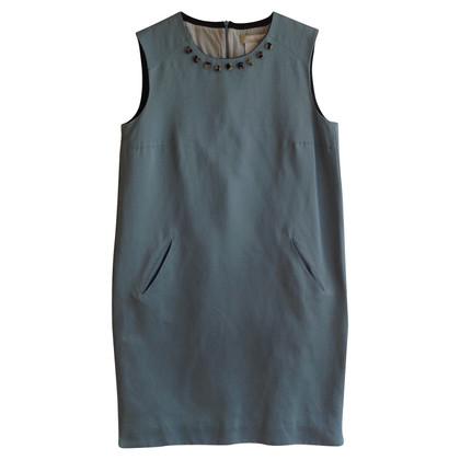 Max Mara Schede jurk in blauw