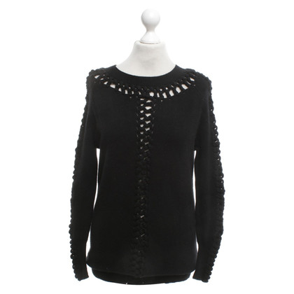 Moschino Love Sweater in black
