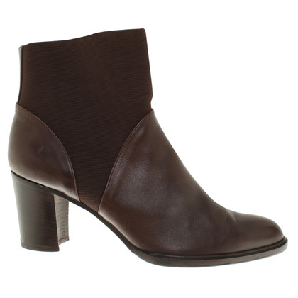 Walter Steiger Ankle boots in brown