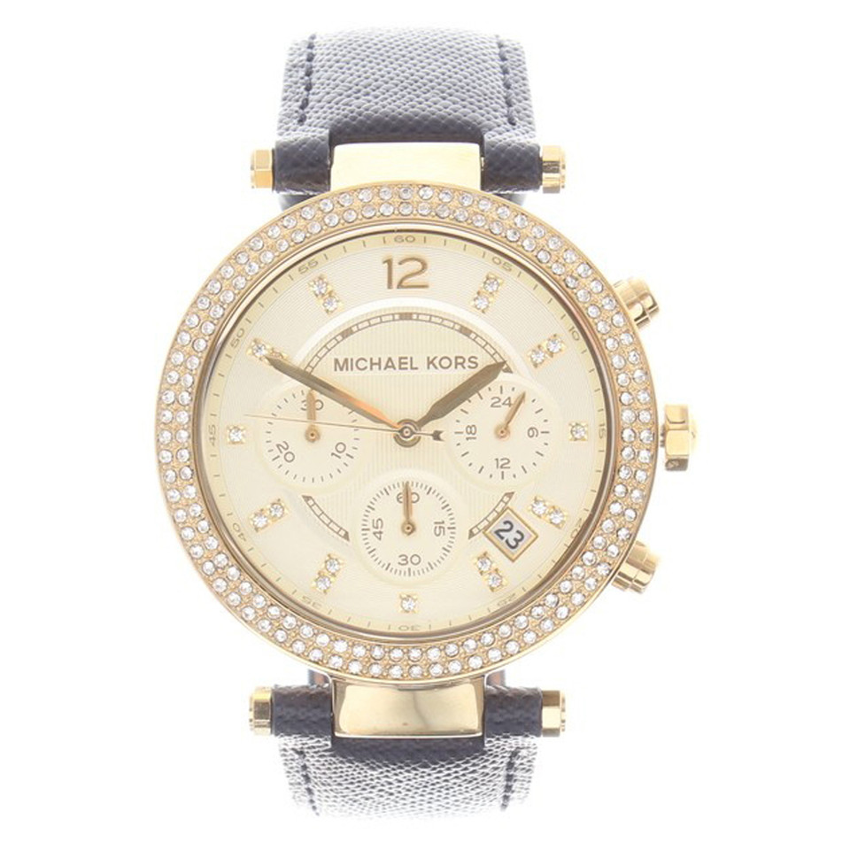 michael kors armbanduhr second hand michael kors armbanduhr gebraucht kaufen f r 200 00. Black Bedroom Furniture Sets. Home Design Ideas