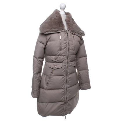 Elisabetta Franchi Winter coat in grey
