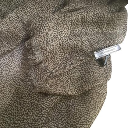 Borbonese Stole Modal / cashmere