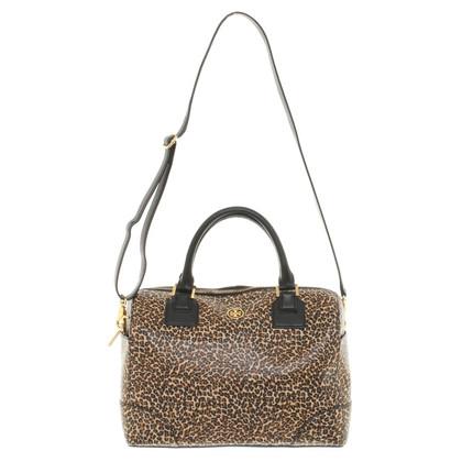Tory Burch Handtasche im Animal-Design
