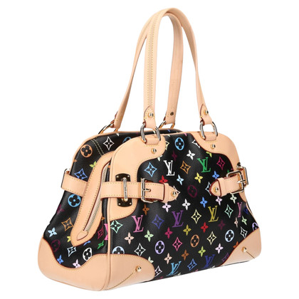 "Louis Vuitton ""Claudia Monogram Multicolore Canvas"""