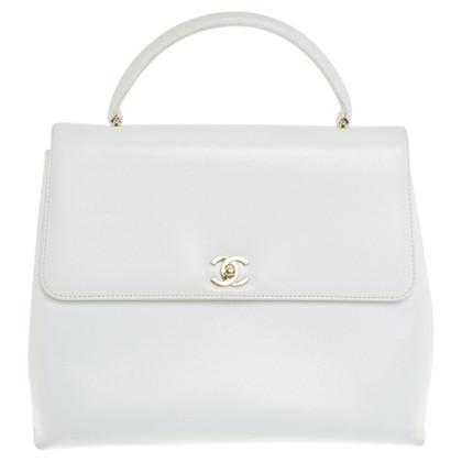 Chanel Sac à main en blanc