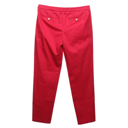 Drykorn Pantaloni in rosso