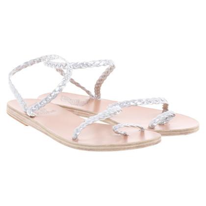 Ancient Greek Sandals Gevlochten sandalen
