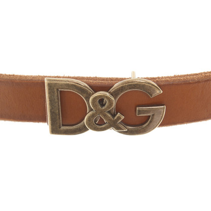 Dolce & Gabbana riem vernietigd