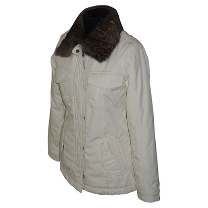 Woolrich Winter jacket with fur collar