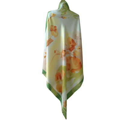 Kenzo sciarpa di seta