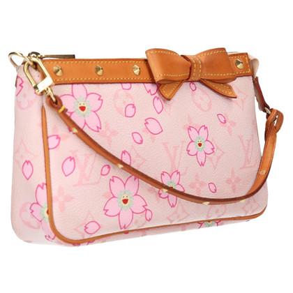 "Louis Vuitton ""Pochette Accessories Cherry Blossom"""