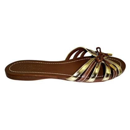 Car Shoe Sandali con il cinturino in pelle