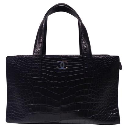 Chanel Shopper aus Alligatorenleder