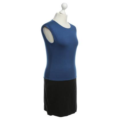 Wolford Kleid in Schwarz/Blau