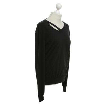 Maison Martin Margiela Sweater in black