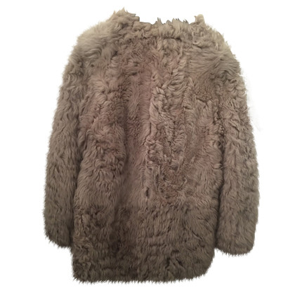 Balenciaga Sheepskin coat