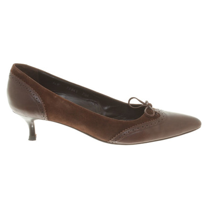 Ralph Lauren pumps in Brown