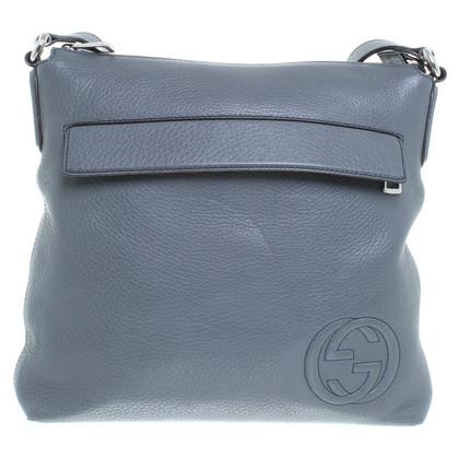 Gucci Borsa a tracolla grigio