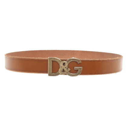 Dolce & Gabbana Belt Destroyed