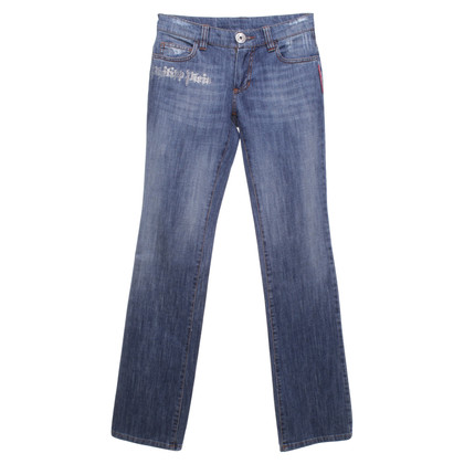 Philipp Plein Jeans in Blue