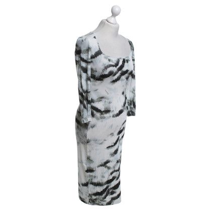 Just Cavalli Dress with pattern print