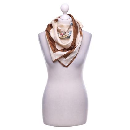 Dolce & Gabbana Silk scarf with print