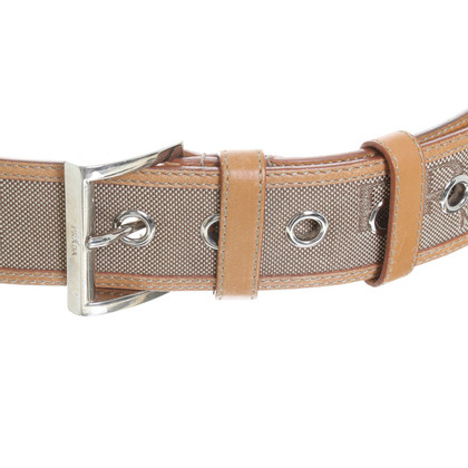 Prada riem Brown