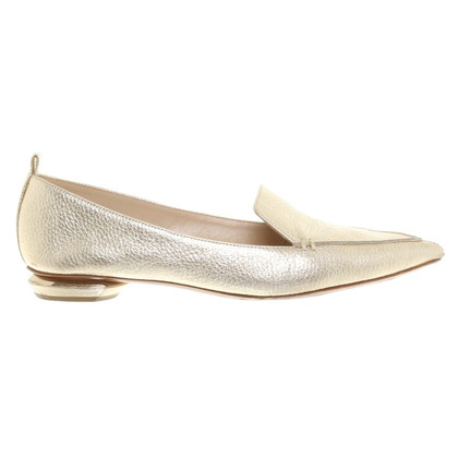 Nicholas Kirkwood Pantofola d'oro