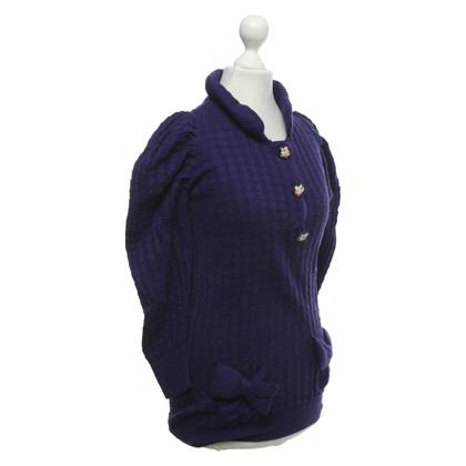 Manoush Sweater in purple