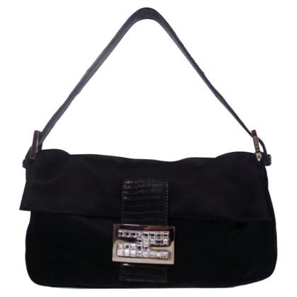Fendi Handtasche in Schwarz