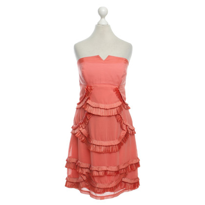 Reiss Dress in coral