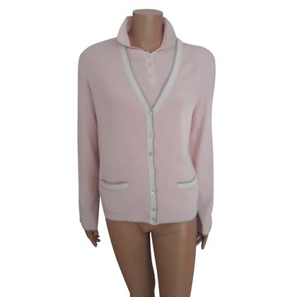 Chanel Twinset di giacca e maniche lunghe