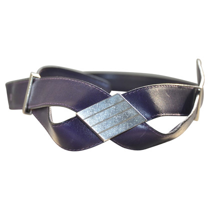 Gianni Versace cintura pelle