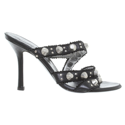 Dsquared2 Mules with rivets