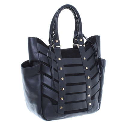 Kaviar Gauche Shopper in black