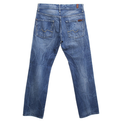 7 For All Mankind Blue jeans
