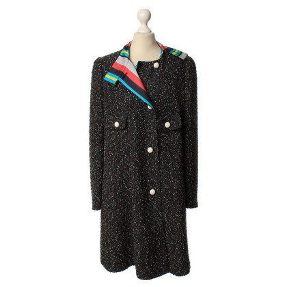 Armani Coat with matching scarf