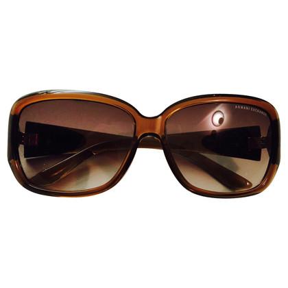 Armani Bruine zonnebril