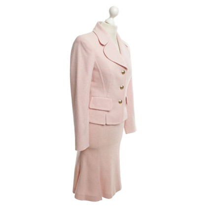 Escada Costume in rosa