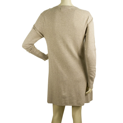 Thomas Burberry Strickkleid in Beige