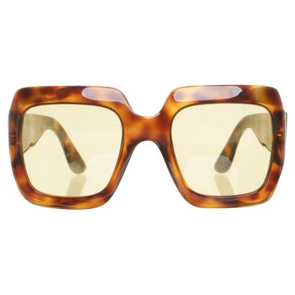 Gucci occhiali da sole L'Avana