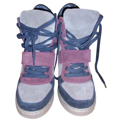 Ash Zwarte sneakers