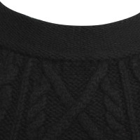 By Malene Birger Knitted Sweater in Black